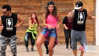 Lulu Tesisteco-Coreografia Rumba - Anahi (feat. Wisin)