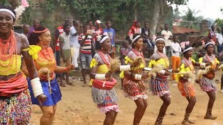 THE FAMOUS NKWA UMUAGBOGHO AFIKPO..........FROM WHERE THE GREAT ZIK GOT A WIFE