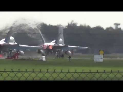 RAAF F/A-18A Hornets Taking Off @ RAAF Base Williamtown