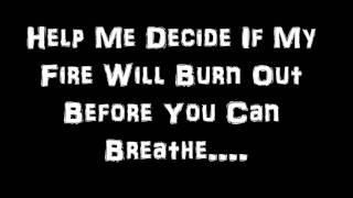 Godsmack - I Stand Alone (Lyrics)