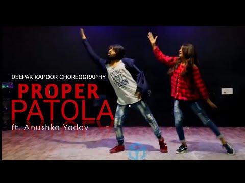 Xxx Mp4 Proper Ptola Dance NAMASTE ENGLAND Badshah Dance Cover Deepak Kapoor Ft Anushka Billionaire 3gp Sex