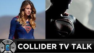 Collider TV Talk - Superman To Appear In Supergirl Season 2