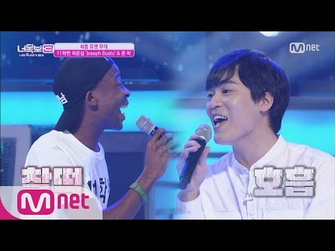 Xxx Mp4 ICanSeeYourVoice3 Soulful Duo♬ John Park X Joseph 'Thought Of You' 20160818 EP 08 3gp Sex
