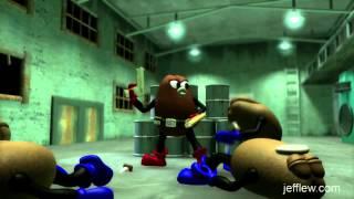 Killer Bean 2  - Brian R Campbell AUDIO REMIX