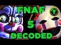 Game Theory: Fnaf Sister Location Decoded! (fnaf 5)