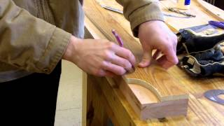 Twisted Table 4 - Curved Pattern for the Top Runners