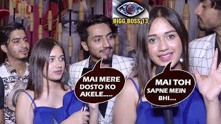 Jannat Zubair & Mr. Faisu Comment On Bigg Boss 13, Team 07 Wants Faisu To Participate As Contestant