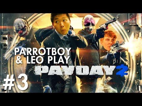 Xxx Mp4 Parrotboy Leo PayDay 2 Part 03 Hard Men Robbing Things FUK YH 3gp Sex