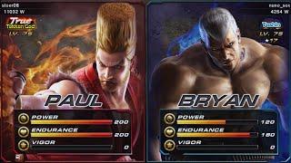 Tekken Revolution Look A True Tekken God