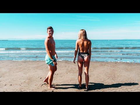 VANCOUVER'S NUDE BEACH - Vlogging Vancity