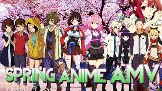 【AMV】Spring Anime 2016 AMV!! (250 videos!)