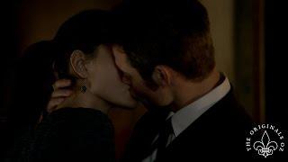 The Originals All Elijah & Hayley Kisses Through 1x15 - 3x22 (Haylijah)