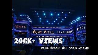 Sairat Jhala Ji (Ajay-Atul Live In Concert 2017)