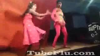 Bhojpuri Hot Sexy Arkestra Stage Dance Show Video Song #185