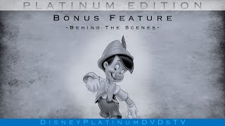 "Pinocchio (70th Anniversary Platinum Edition) The Making: The Legacy Of ""When You Wish Upon A Star"""