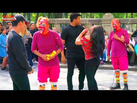 Los mejores Payasos de la Ciudad de Mexico Pikolin, Chicolin y Kiwi (te vendo mi Pollo) 4k