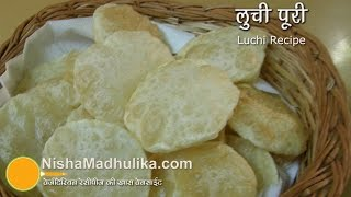 Luchi recipe - Luchai recipe - Maida Puri Recipe