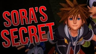 So Lets Talk About SORA'S SECRET! - Kingdom Hearts 2.8