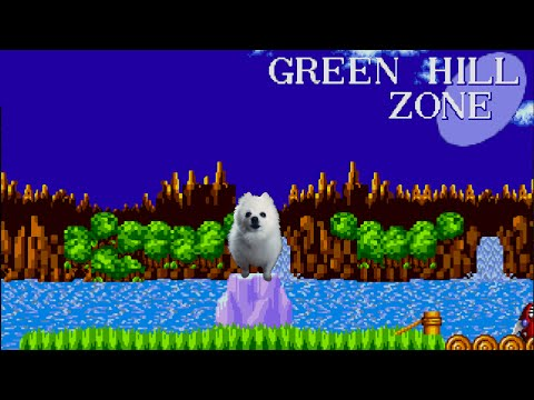 Gabe the Dog - Green Hill Dog (Sonic the Hedgehog)