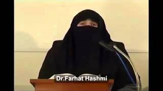 Aurat ka khushboo lagana(An Nur-31e)   || Dr.Farhat Hashmi