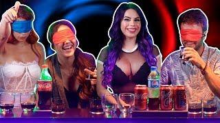 YouTubers Comparan Ep. 1   Coca cola VS Pepsi
