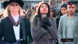 كومود تغني في لندن اجمل اغنيه لكومود روووووووعه الاغنيه