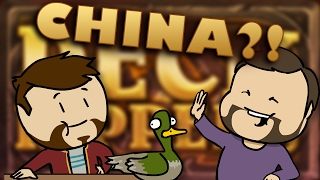 China?! Deckrippers - Yogscast Animation