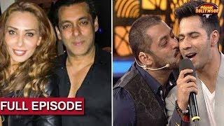 Iulia Not Invited To Salman's Sister Arpita's Diwali Party? |  Varun Wishes To Be Next Salman Khan