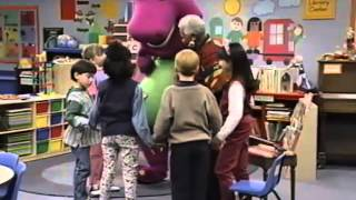 Barney Families Are Special (PBS Kids Version) Part 2