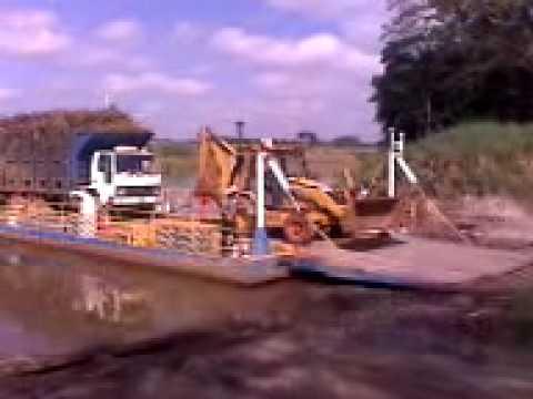 balsa da costa pinto rio piracicaba