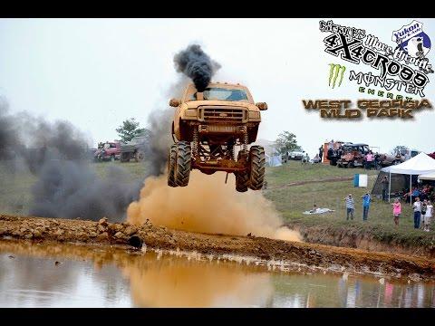 Throttle King National Mega Truck Series