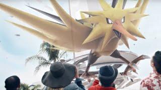 Pokemon Go — Legendary Pokemon Trailer