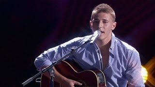 "Supertalent 2012 Fredi Kargl mit ""You"