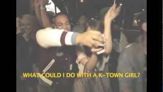 K-TOWN GIRL - BREEZY LOVEJOY FT. DUMBFOUNDEAD
