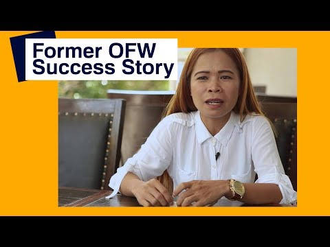 Xxx Mp4 Former OFW Success Story Success In Business After Working Abroad PinoyHowTo 3gp Sex