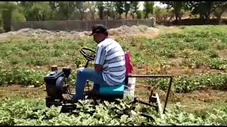 कमाल का जुगाड़/agriculture jugaad technology in india/homemade tractor