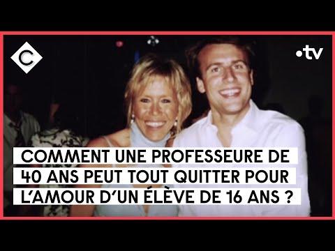 Xxx Mp4 L Histoire Secrète De Brigitte Macron C à Vous 13 06 2018 3gp Sex