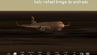 POUSOS NO INFINITE FLIGHT SIMULATOR