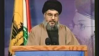 World News - From Iran Press TV - Nasrollah Warns Israel