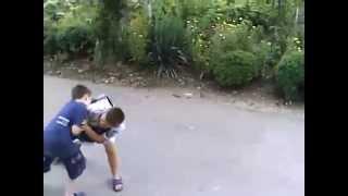 Luis Suarez bites (parody)