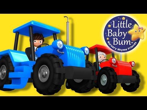 Xxx Mp4 Tractor Song Nursery Rhymes Original Song By LittleBabyBum 3gp Sex