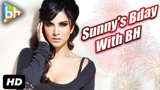 Sunny Leone's B'DAY Celebration with Bollywood Hungama