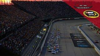 NASCAR Sprint Cup Series- Full Race -Bojangles' Southern 500