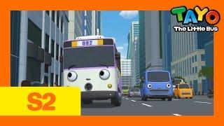 Tayo S2 EP7 Nana Visits the City l Tayo the Little Bus