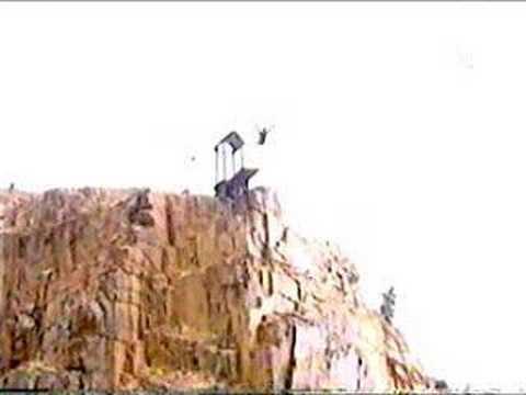 Crazy Kurdish dive