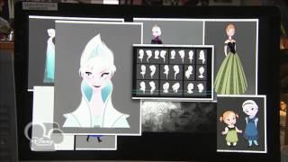 Frozen - Il Regno di Ghiaccio - Speciale - La magia dei Walt Disney Studios