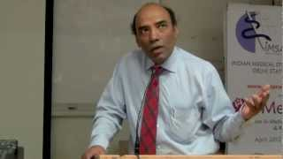 Talk by Dr. Brij B. Agarwal at I-MediSTAR 2012