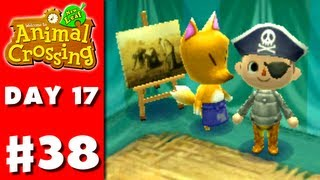Animal Crossing: New Leaf - Part 38 - The Gleaners (Nintendo 3DS Gameplay Walkthrough Day 17)