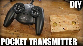 DIY Pocket Transmitter   Flite Test