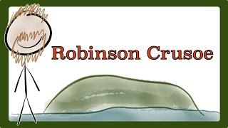 Robinson Crusoe by Daniel Defoe (Book Summary) - Minute Book Report